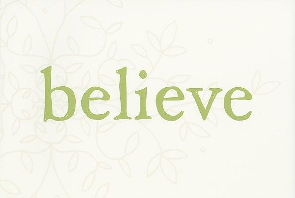 Believe By Zadra, Dan/ Yamada, Kobi/ Wills, Kristel (EDT)